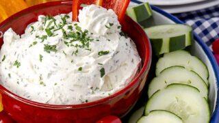 Cream Cheese Dip Recipe